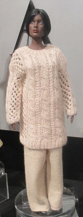 Knit muted wardrobe by Ryan Roche