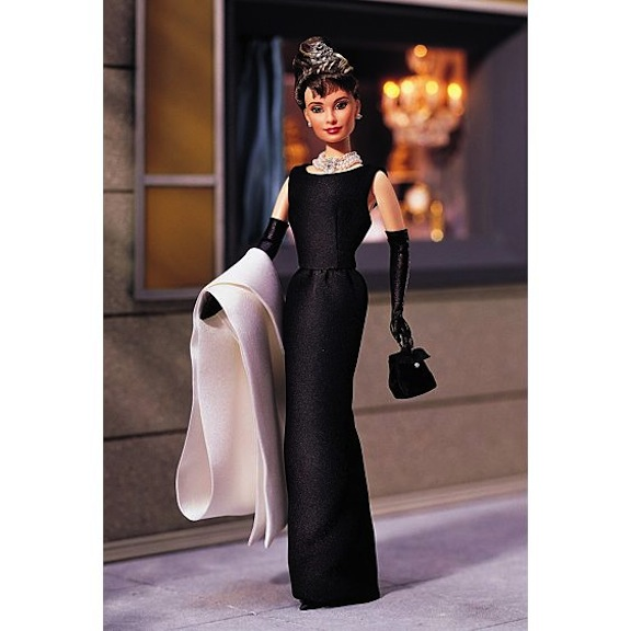 Mattel Audrey Hepburn Breakfast at Tiffany's doll
