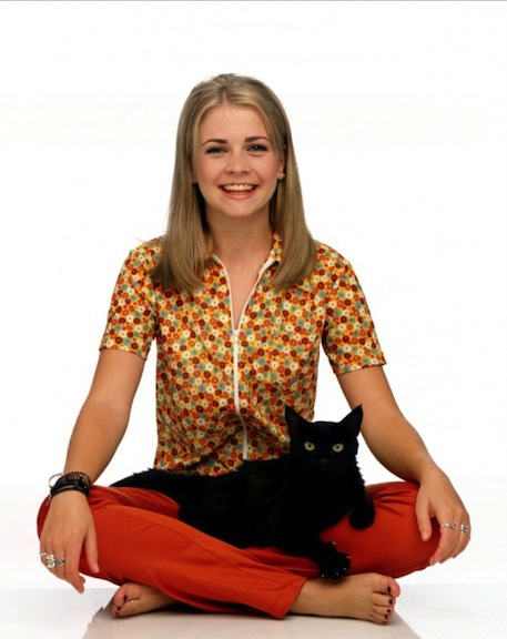Melissa Joan Hart and Salem