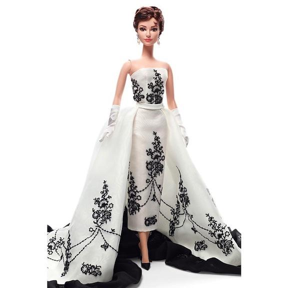 """Mattel Audrey Hepburn doll in """"Sabrina"""""""