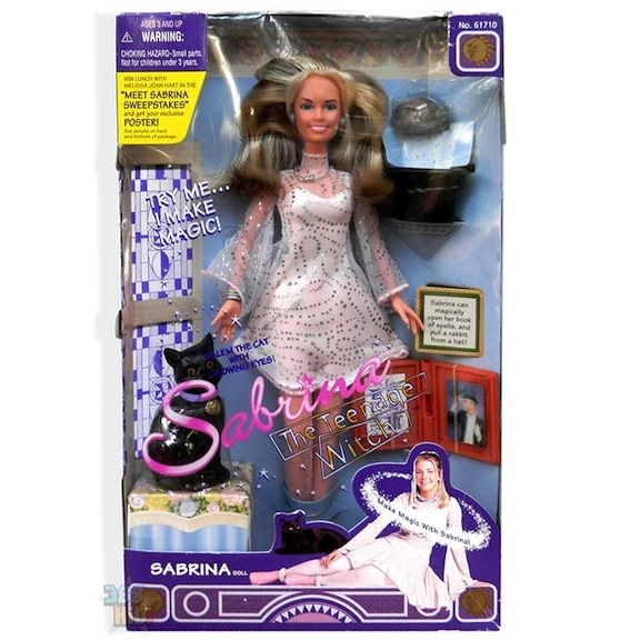 Sabrina the Teenage Witch Doll from Kenner