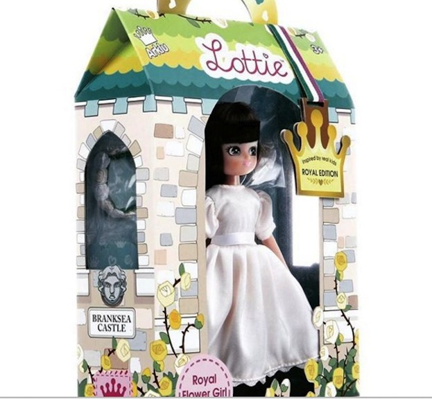 Lottie Royal Edition doll