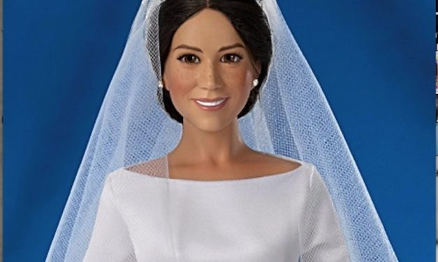 Royal Wedding Is Over, Here Come the Meghan and Harry Dolls