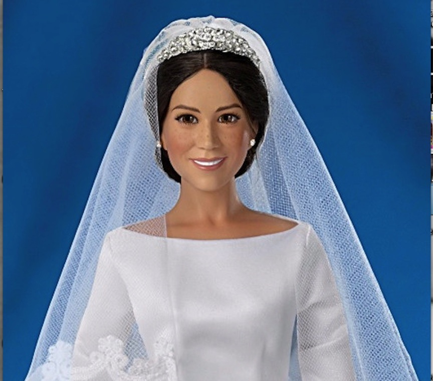 Royal Wedding Is Over Here Come The Meghan And Harry Dolls