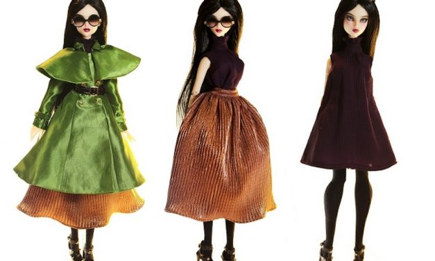 Keeping Up with Kadira: Phyn and Aero debuts dolls to rival Kardashians