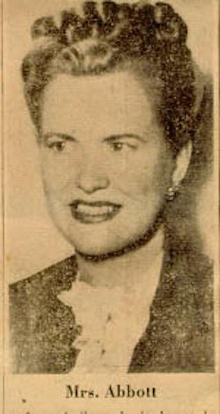 Nancy Ann Abbott