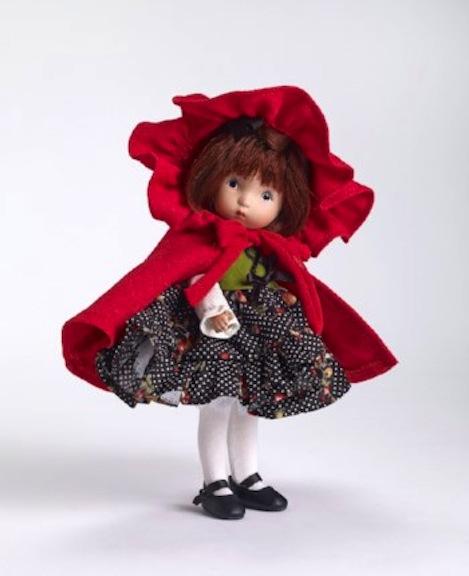 Red Riding Hood doll Nancy Ann Storybook Dolls