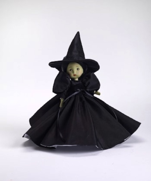Wicked Witch of the West Nancy Ann Storybook Dolls