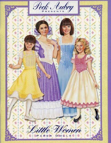 Peck Aubry Little Women Dolls