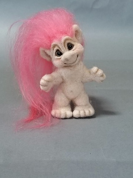 New Judi Paul Troll Doll