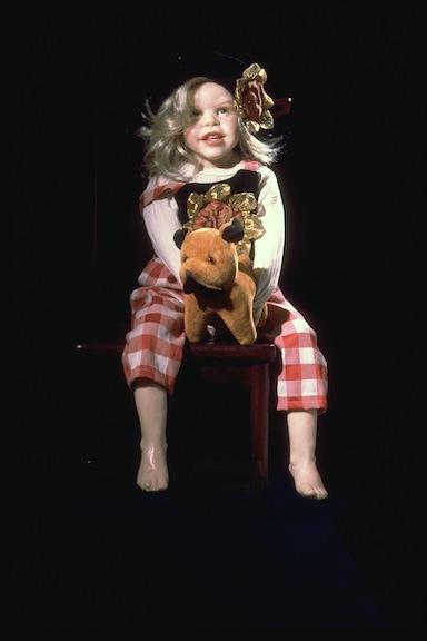 Full-length Brooke II doll by Lynn Cartwright
