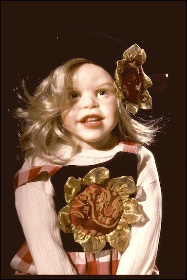 Closeup of Brooke II doll by Lynn Cartwright