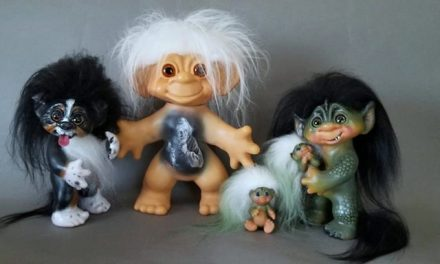 Droll Trolls: Judi Paul is on a troll roll with customized troll dolls