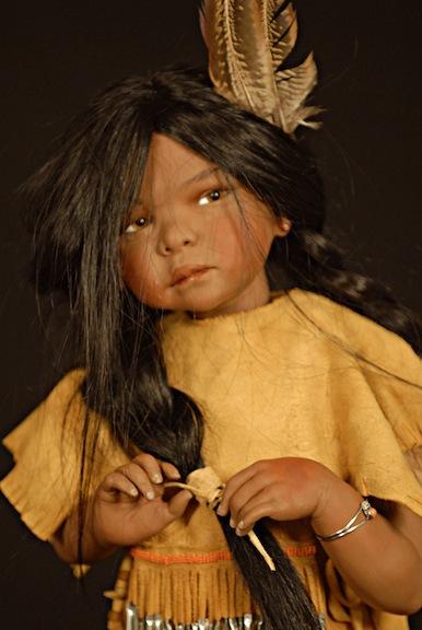 Little Apache by Lynn Cartwright