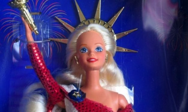 Revolutionary Diva: Barbie has patriotic power, fashion freedom