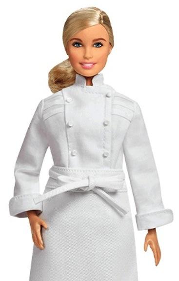 Hélene Darroze Shero doll