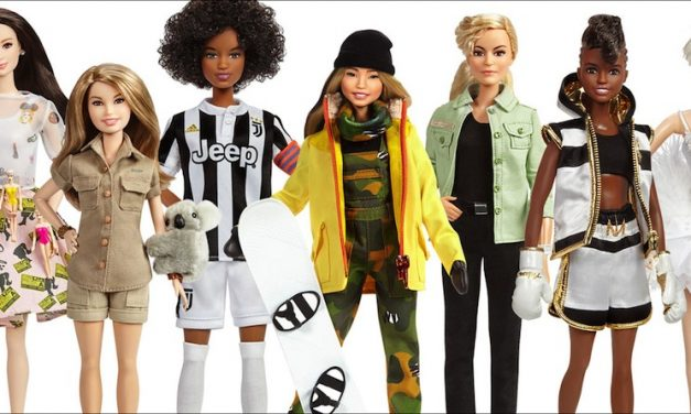She's the Boss: Shero dolls of 2018 honor amazing women