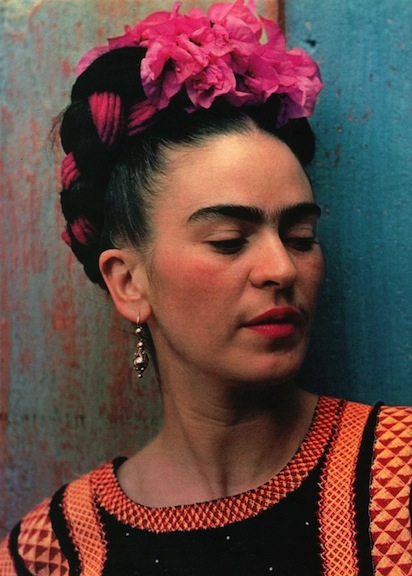 Photo of Frida Kahlo