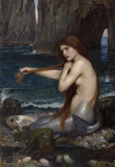 John William Waterhouse Mermaid