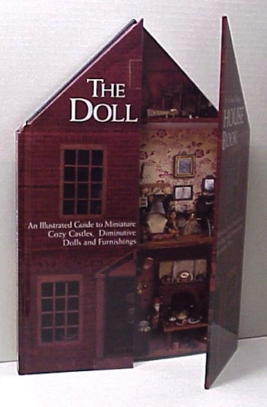 The Doll House Book by Stephanie Finnegan