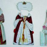 Paper Princesses: Britain's royals are popular subjects for paper dolls