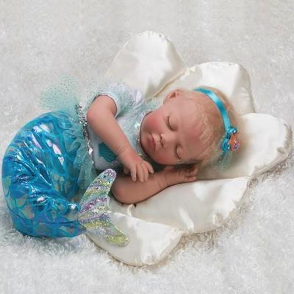 Mystic Mermaid Baby Doll
