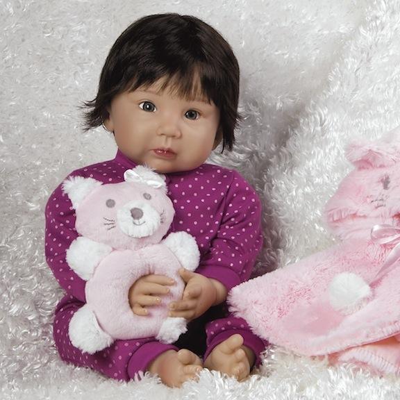 Smitten Kitten Baby Doll