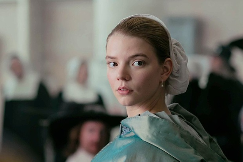 The Miniaturist star Anya Taylor Joy