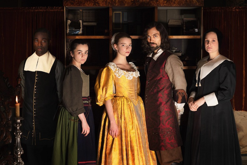 The Miniaturist cast