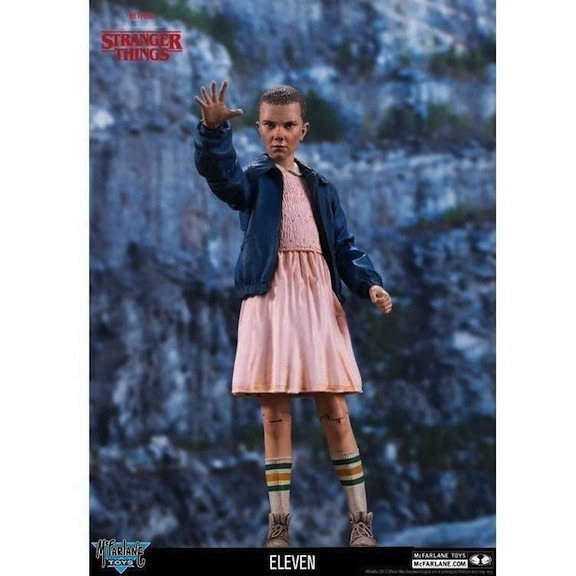 Eleven figure from McFarlane Toys