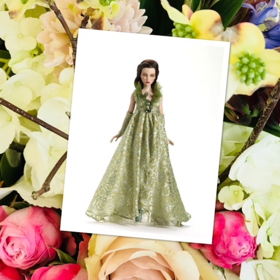 Annora's fund-raising dress