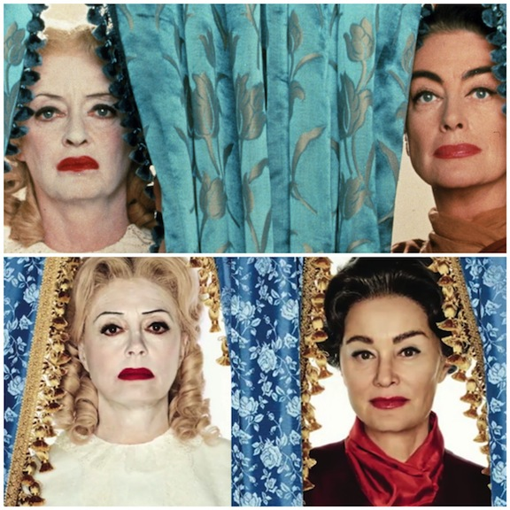 Feud stars as What Ever Happened to Baby Jane