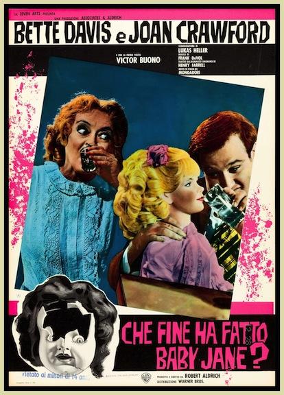 Italian version of movie poster