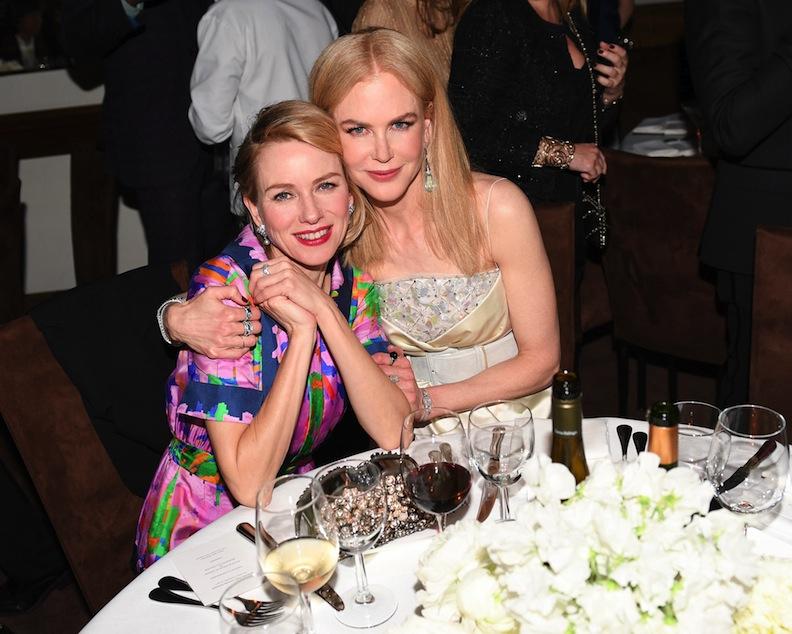Naomi Watts and Nicole Kidman