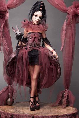 Harlequin by Natalie Ruiz