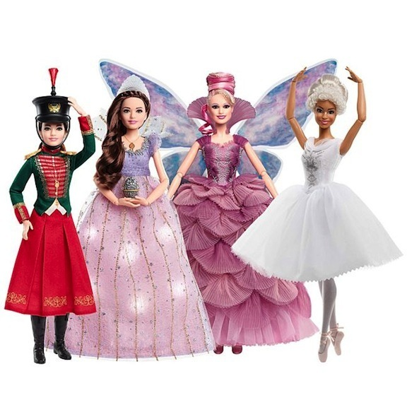Nutcracker Four Realms gift set