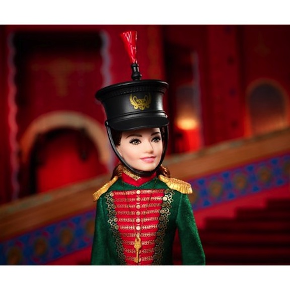 Clara Toy Soldier Doll