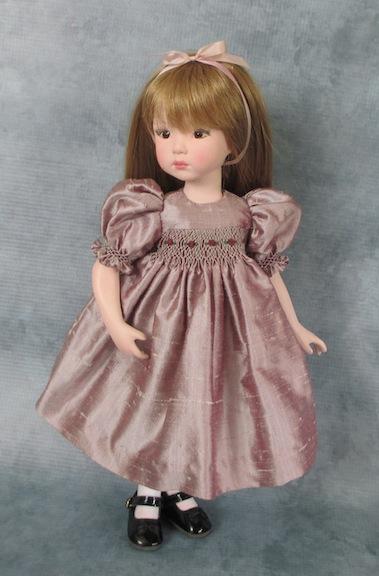 Grayson doll by Brenda Mize