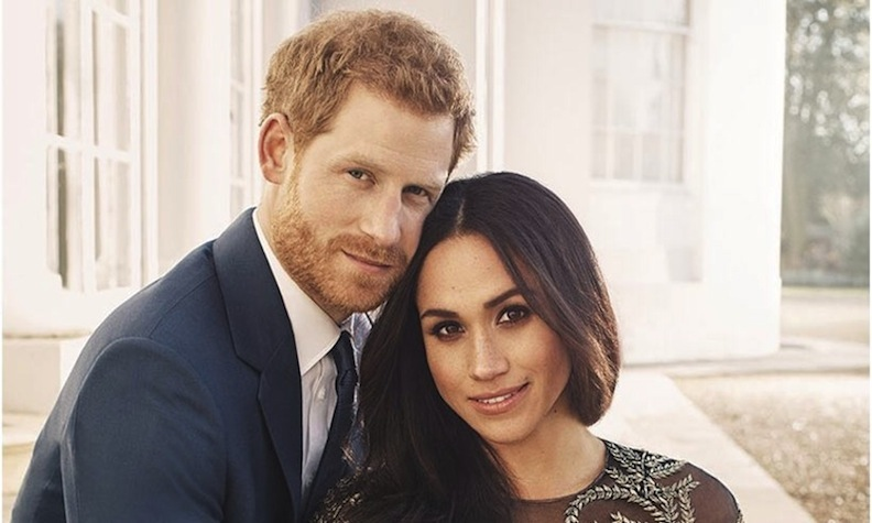 Harry and Meghan Engagement