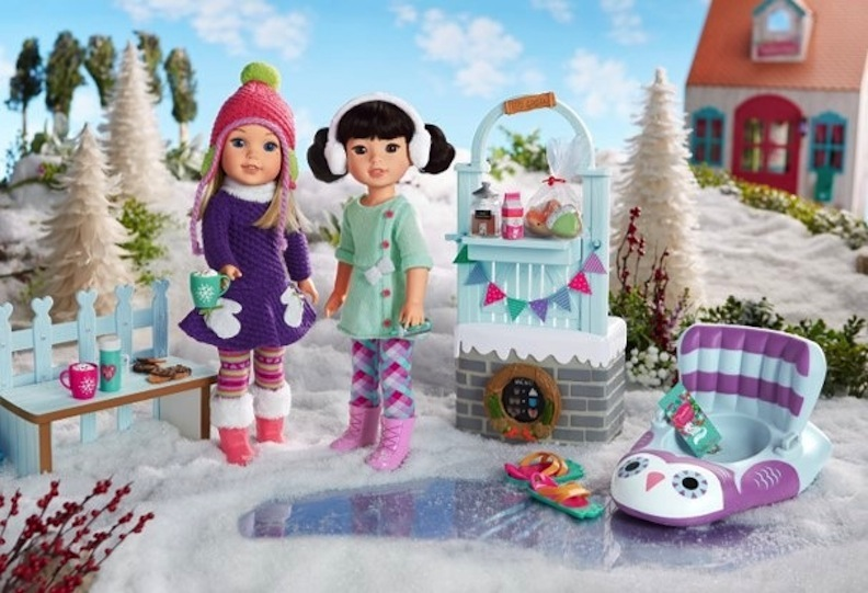 WellieWishers Snow Much Fun