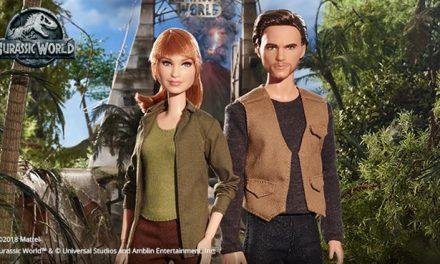 Little Dolls, Big Adventures: 'Jurassic World' is next evolution in portrait dolls