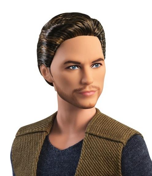 Owen Grady Jurassic World doll