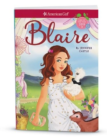 Blaire book American Girl 2019