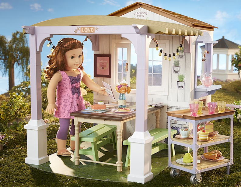 The Family Farm Restaurant American Girl
