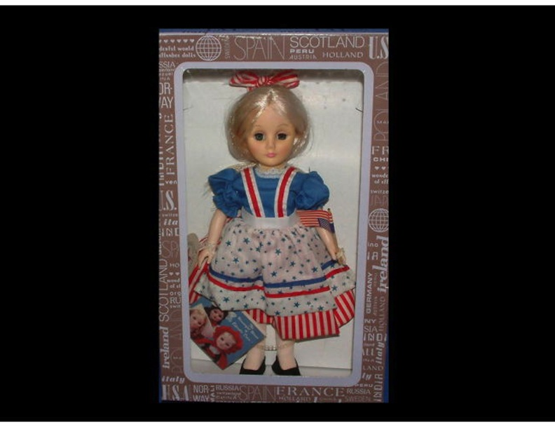 Effanbee U.S. doll 2019 Rehab online auction