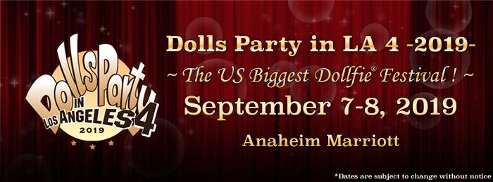 Dolls Party in LA 4-2019