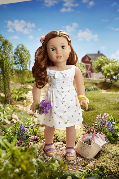Blaire 2019 Girl of the Year doll