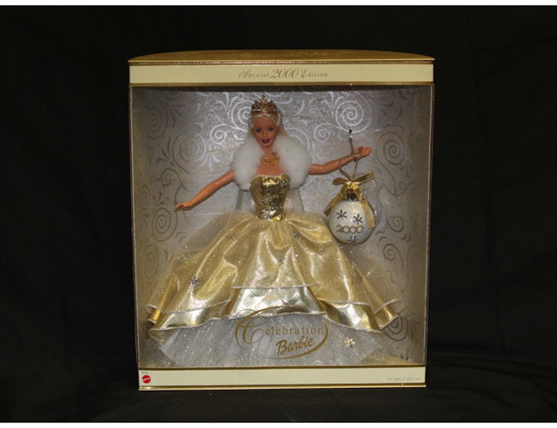 Celebration Barbie 2000 Rehab 2019 online auction