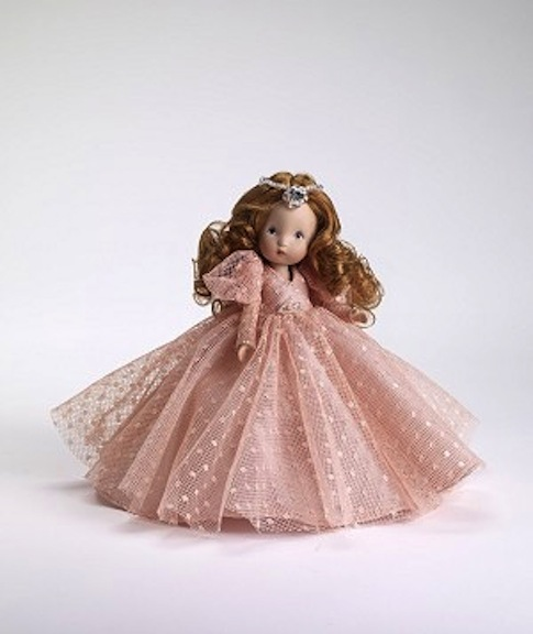 Glinda from Nancy Ann Storybook dolls