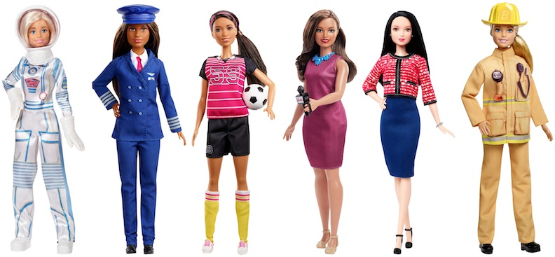 Barbie's Careers for 2019